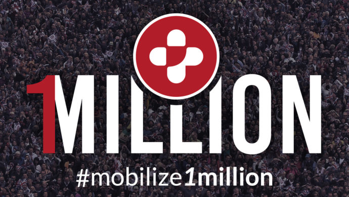 Help #Mobilize1Million First Care Providers to save lives - How your small investment can empower an entire community overnight