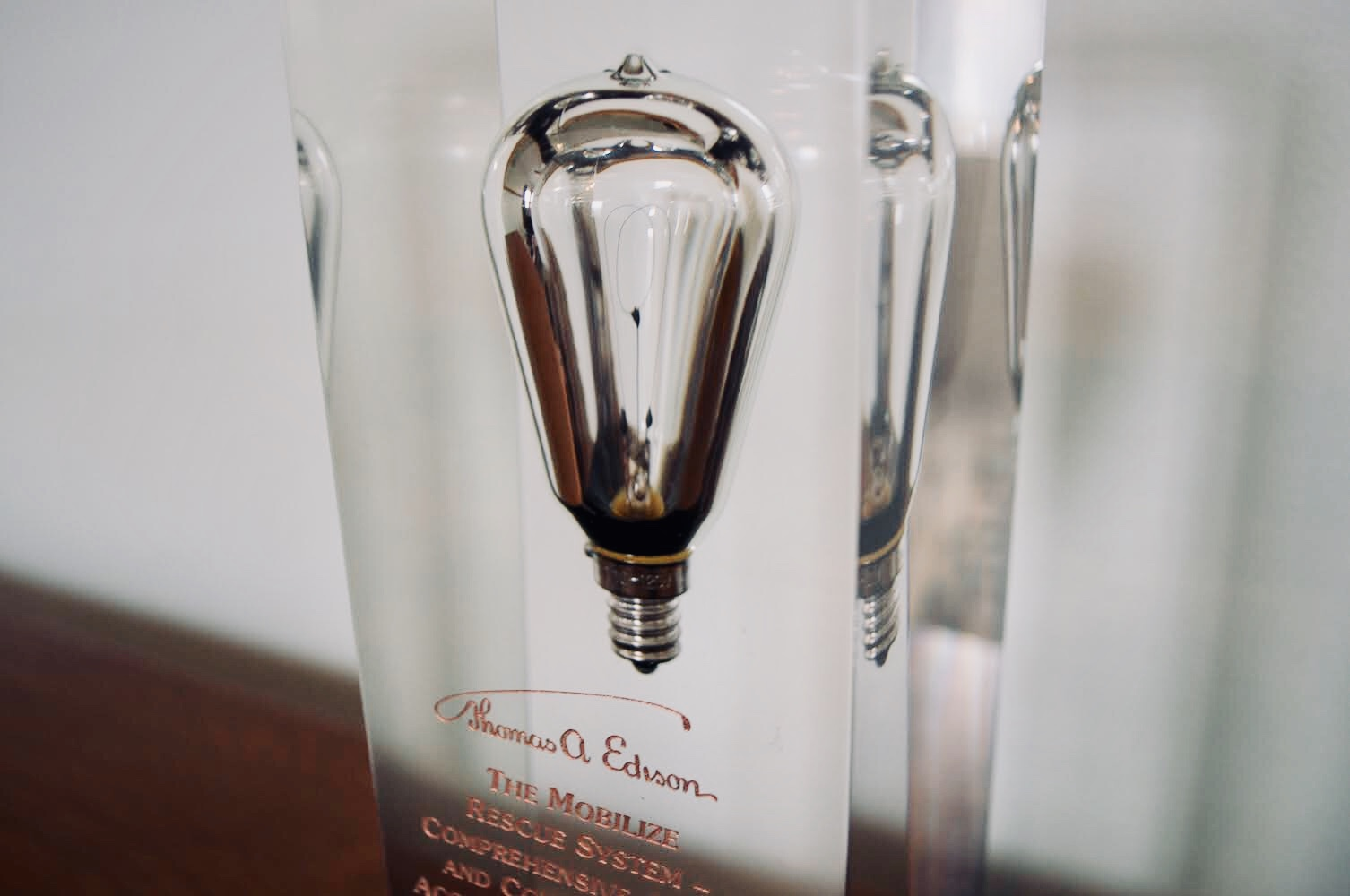 Mobilize Rescue Systems Wins the Bronze Medical Innovation Award at the 2018 Edison Awards