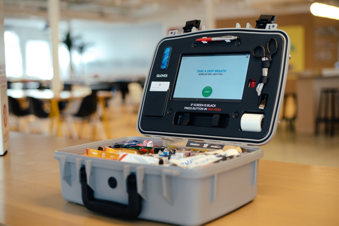 A Shared Mission to Empower Bystanders To Save Lives - ZOLL Medical Picks up Mobilize RRS