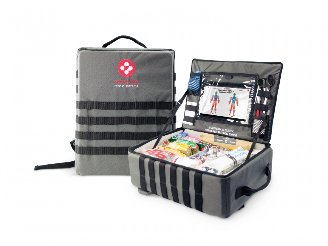 "Best Crisis Bag for Teachers, Coaches, & Emergency Response Staff in 2019 – The ""Mobile"" Rescue Unit"