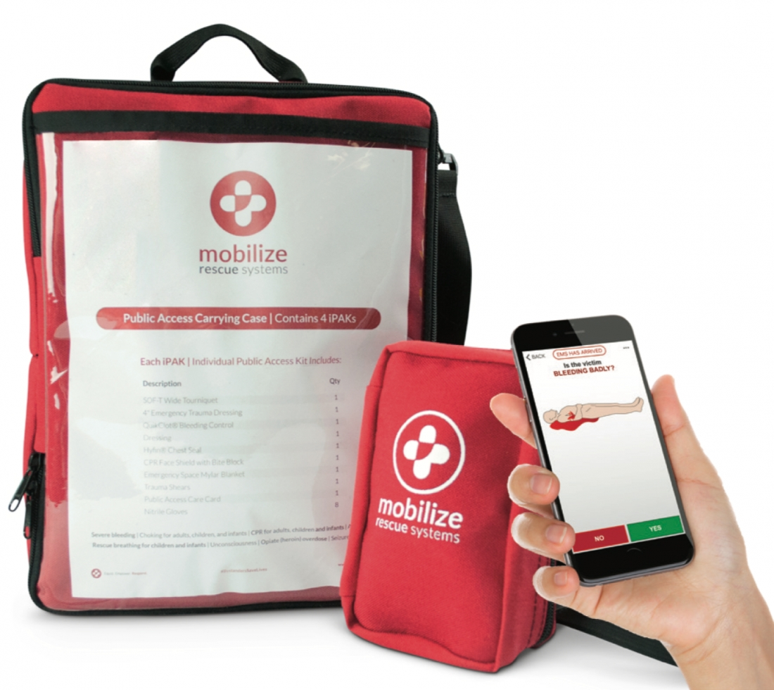 Empowering Religious Institutions to Stop the Bleed & Manage Cardiac Arrest with the Mobilize Rescue App